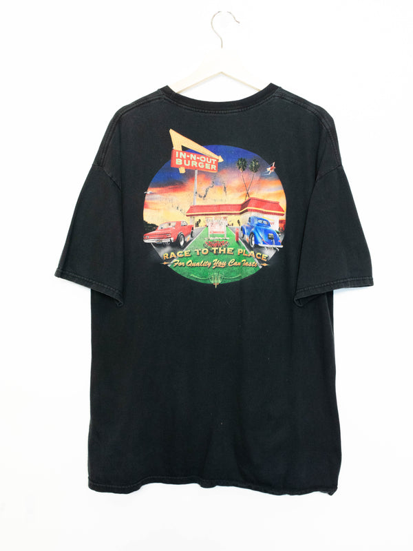 In N Out T-Shirt Size: XL