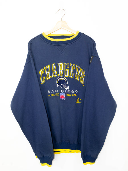 Vintage San Diego Chargers sweater size: XL