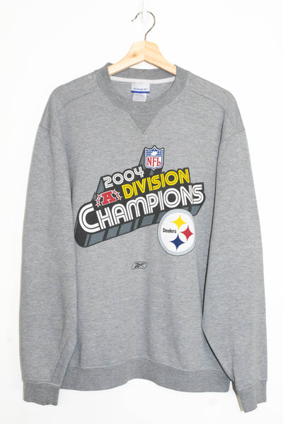 Vintage Steelers NFL sweater size: L