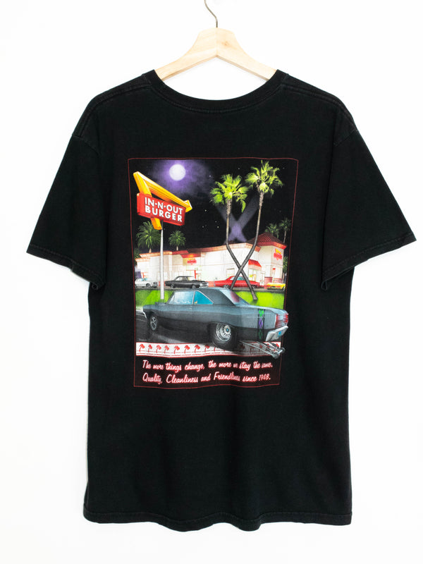 Vintage In N Out T-shirt size: M
