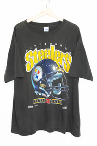 Vintage 1991 Steelers Pittsburgh T-shirt size: XL