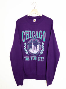 Vintage Chicago sweater size: L