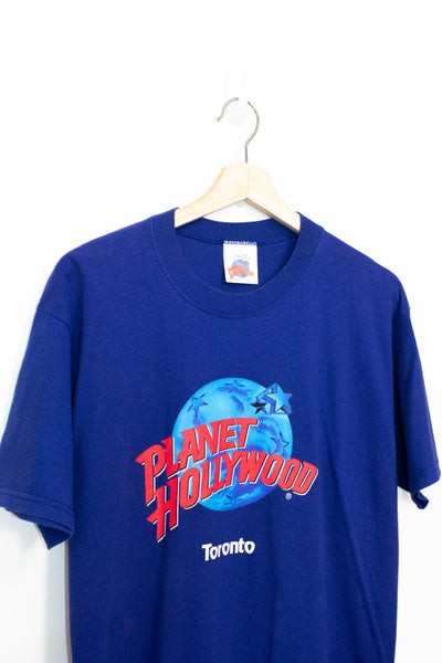 Vintage Planet Hollywood T-Shirt Size: M