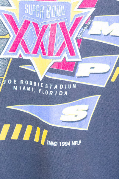 Vintage Super Bowl T-Shirt size: XL