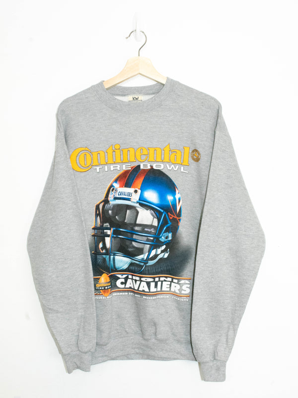 Vintage Continental Tire Bowl Virginia Cavaliers sweater size: M
