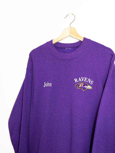 Vintage Baltimore Ravens sweater size: M