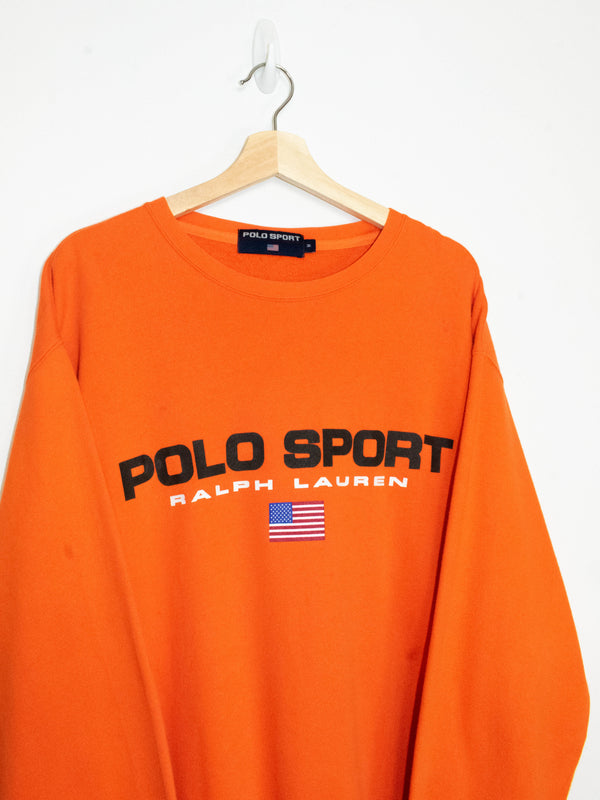 Vintage Polo Sport Sweater Size: M