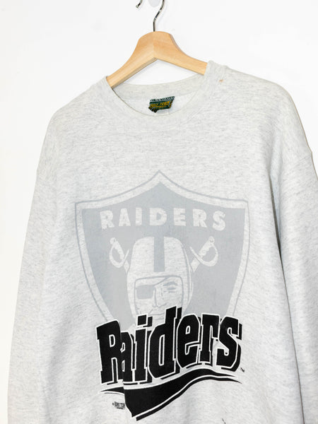 Vintage Raiders sweater size: M