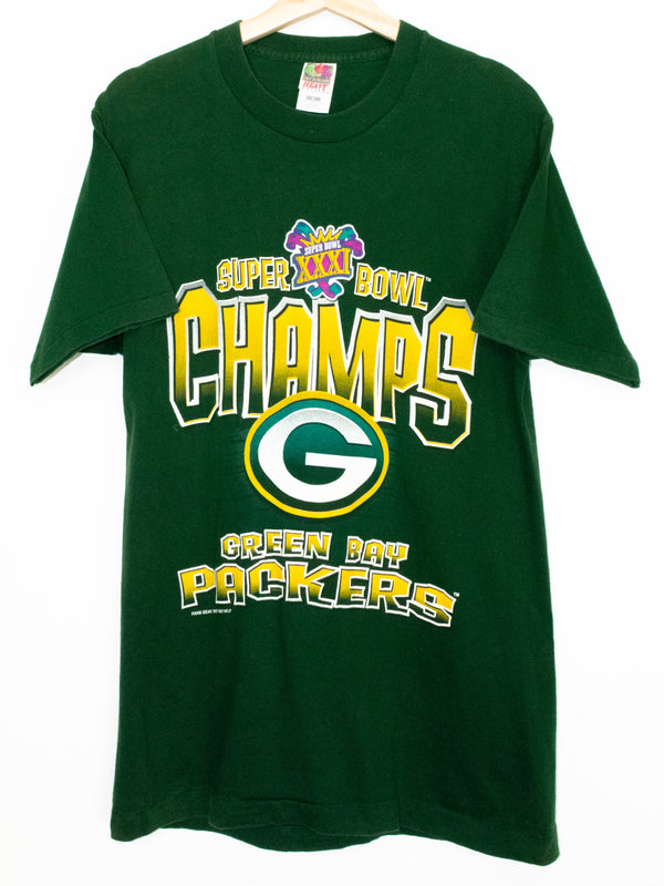 Vintage Green Bay Packers T-shirt size: M