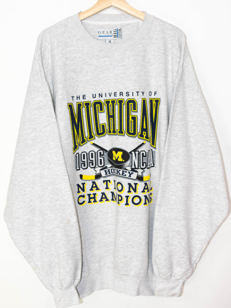 Vintage Michigan University sweater size: XXL