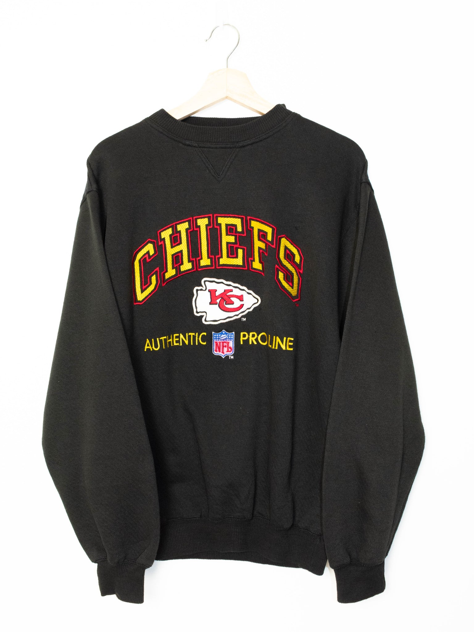 Vintage Kansas City Chiefs sweater size: M