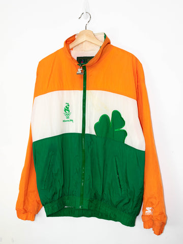 Vintage Olympic Game Atlanta 1996 Jacket size: L