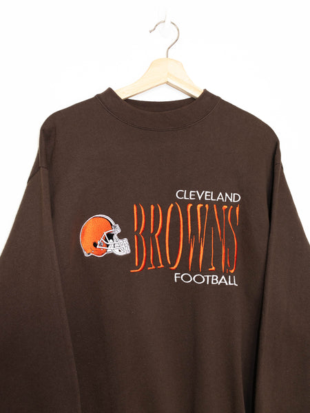 Vintage Cleveland Browns sweater size: M