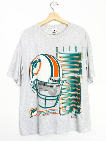 Vintage Miami Dolphins 1996 T-Shirt Size XL