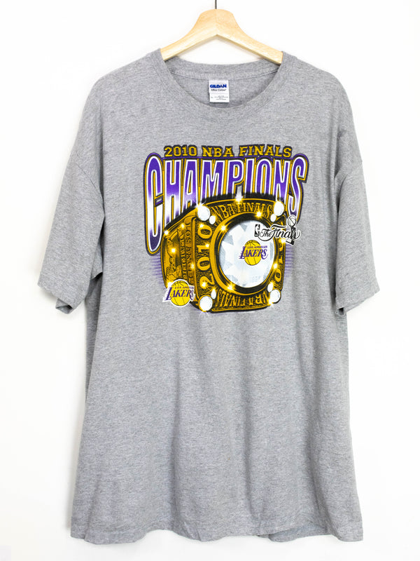 Champions Los Angeles Lakers 2010 T-Shirt Size XL