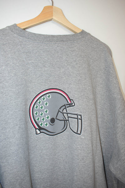Vintage Ohio state sweater size: XXL