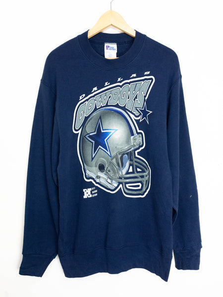 Vintage Dallas Cowboys Sweater Size L