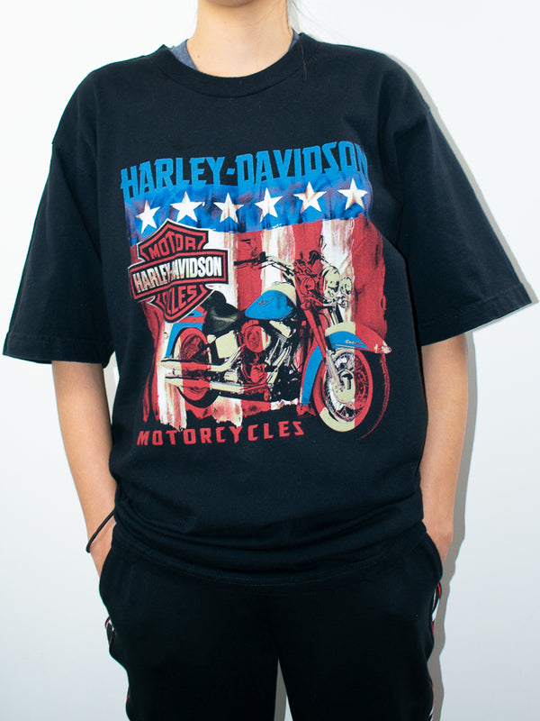 Vintage Harley Davidson T-Shirt Size: M Made in USA