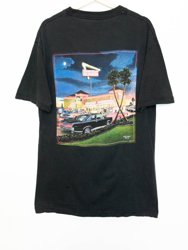 In N Out T-Shirt Size: L