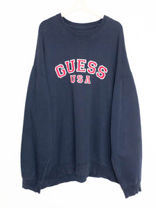 Vintage Guess USA Sweater Size XXL