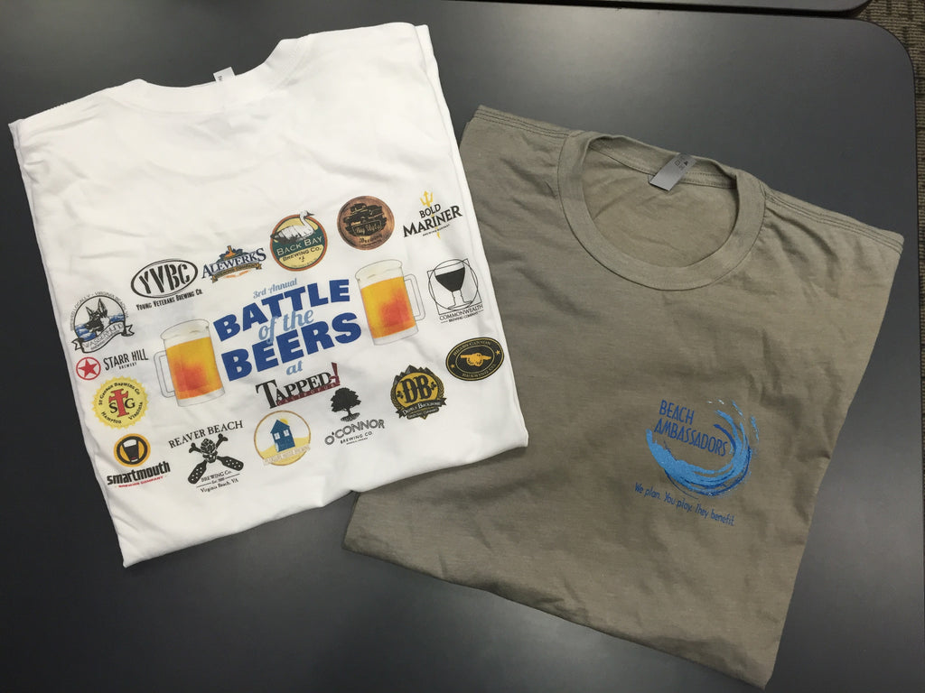 2015 Battle of the Beers Tshirt