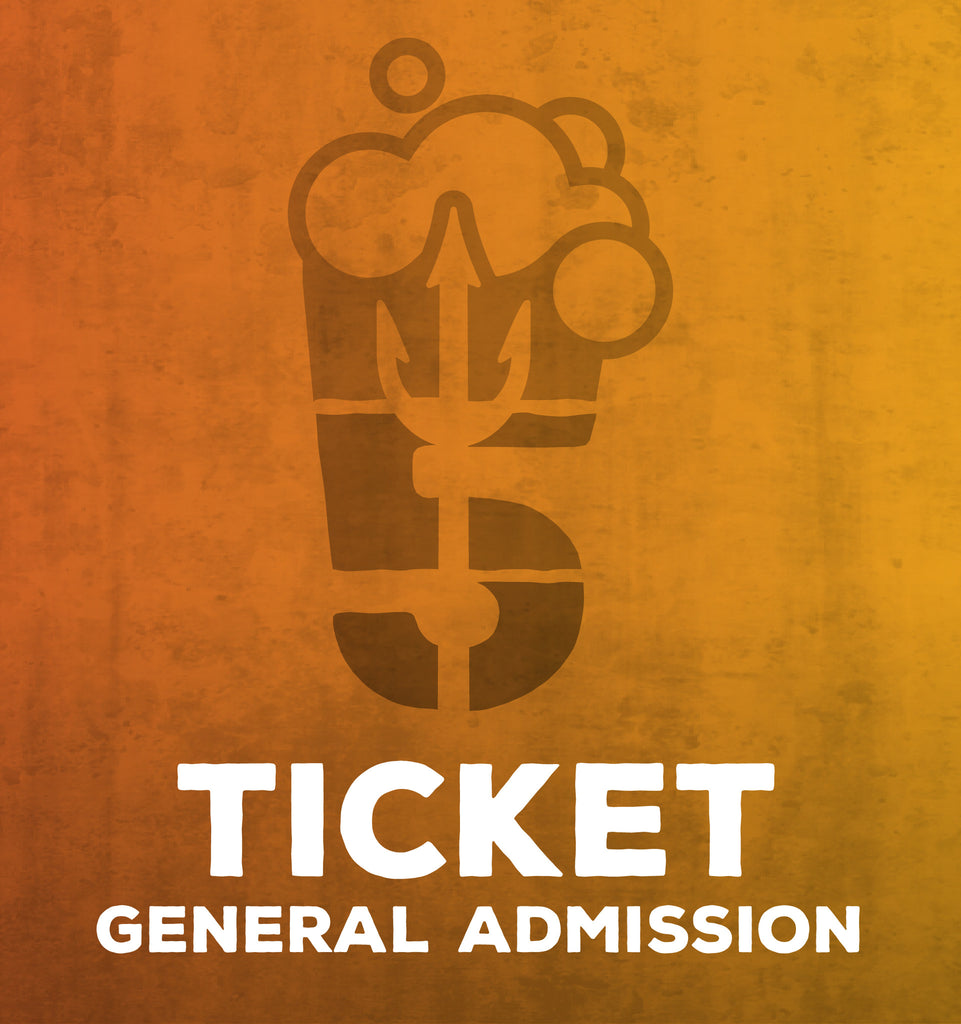 2017 Battle of the Beers - General Admission Ticket