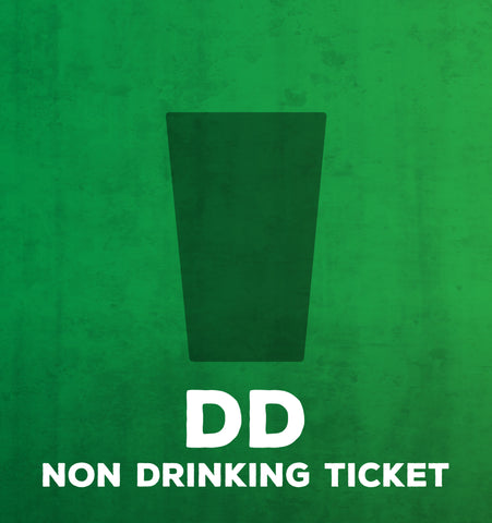 "2017 Battle of the Beers - Non-Drinking ""DD"" Ticket"