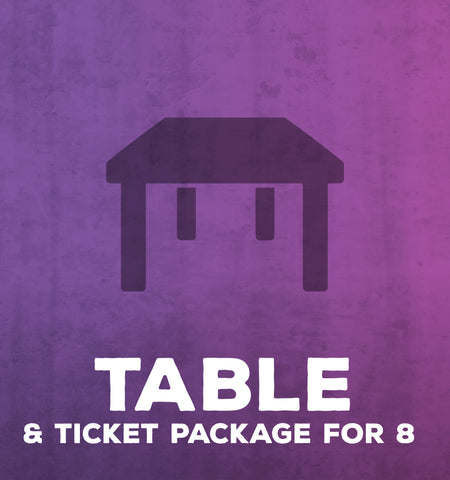 2017 Battle of the Beers - Table Package for 8