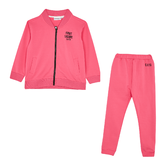 World Champion Pink Tracksuit