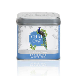 buy organic white tea