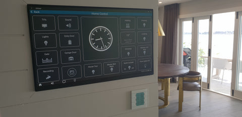 Upgrade: 4x4 Multi Room Video and Kitchen Touch Screen