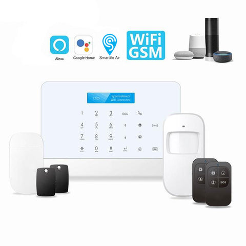 WiFi Smart Alarm Kit