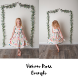 Avocado Vivienne Gathered Dress