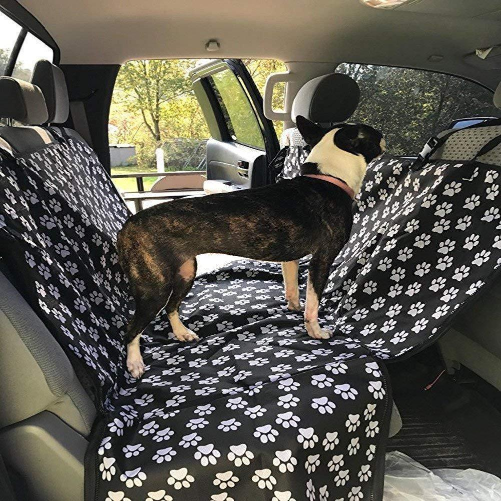 Pet Car Seat Cover Dog Safety Mat Cushion Rear