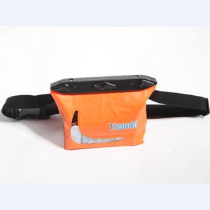 Tteoobl T-020C 20M Diving Waterproof Waist Pockets Water Snorkeling Swimming Drifting Waist Bag