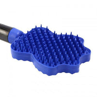 Grooming Cleaning Brush Magic Pet Dog Cat Massage Hair Removal Glider Comb