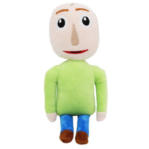 Game Baldi's Basics in Education and Learning Plush Toy Baldi Soft Stuffed Doll Christmas Gift