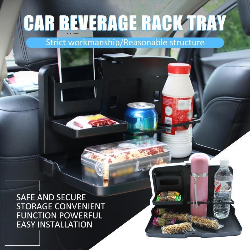Car Beverage Rack Tray
