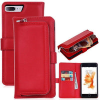 【Free Shipping】Removable iPhone7/6/6s Mobile Phone Wallet