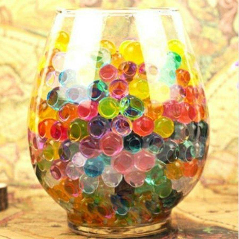 Creative and Fad Crystal Mud Soil Water Beads Gun Crystal Soft Bullets