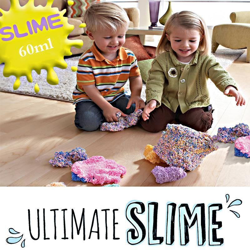 DIY Slime Clay Fluffy Slime Scented Stress Relief Cotton Mud to Release Clay Toy