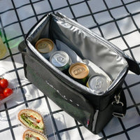 Multi-function Waterproof Lunch Bags Hanging  Car Backpack Cooler Bag