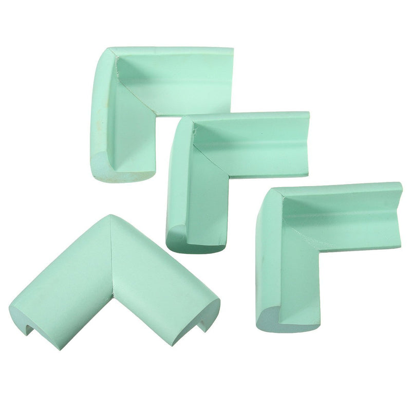 4Pcs Baby Safety Table Desk Edge Cover Corner Cushion Guard Strip Softener Bumper Protector