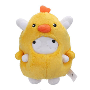 XIAOMI Stuffed Plush Toy Soft Yellow Chick Doll Kid Gift