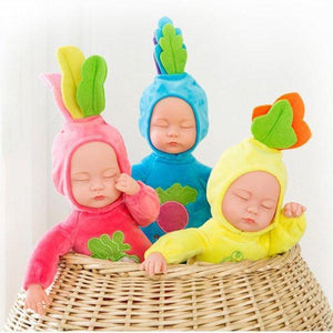 Soft Baby Doll Simulated Babies Sleeping Dolls Children Toys Birthday Gift