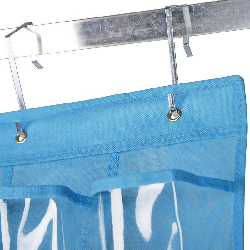 Hanging Shoe Organizer 24 Pockets Bags Multi-function Over the Door Organizer