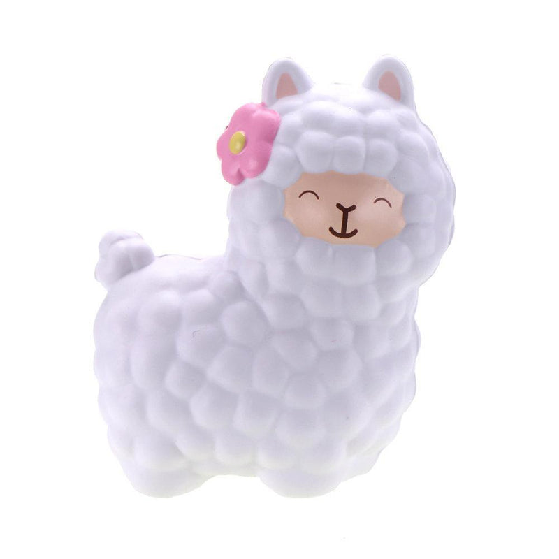 Squishy Alpaca Slow Rising Original Packaging Collection Gift Decor Toy