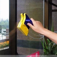 Window Magnetic Brushes Window Cleaner Double Side Glass Wiper Household Glass Surface Cleaning Tools