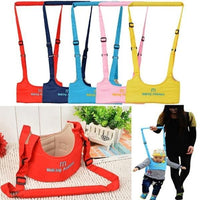 Safe Keeper Baby Harness Sling Boy Girls Learning Walking Harness Baby Care Infant Aid Walking Assistan