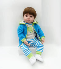 Simulated Newborn Baby Doll Gift Doll Handmade Maternal and Child Toy